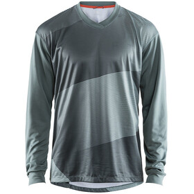 Craft Hale XT LS Jersey Men gravity/plexi